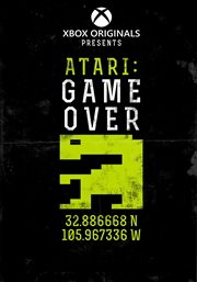 Atari: game over cover image