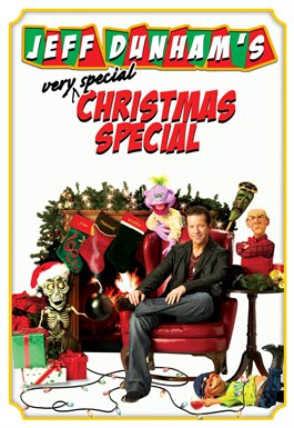 Jeff Dunham: Very Special Christmas Special image cover