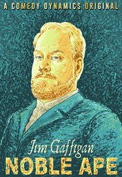 Jim Gaffigan : noble ape cover image