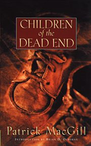 Children of the dead end : the autobiography of a navvy cover image