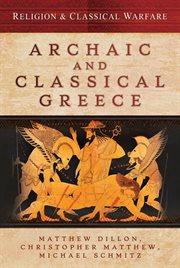 RELIGION & CLASSICAL WARFARE : the roman republic cover image