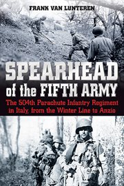 Spearhead of Fifth Army