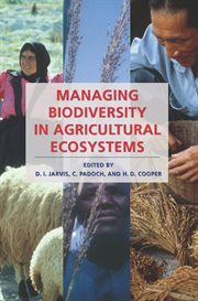Managing biodiversity in agricultural ecosystems cover image
