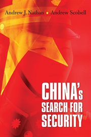 China's search for security cover image