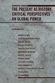 The present as history: critical perspectives on global power cover image