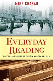 Everyday reading: poetry and popular culture in modern America cover image