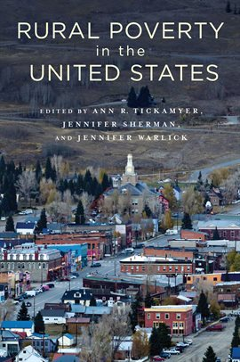 Cover image for Rural Poverty in the United States