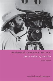 The cinema of Terrence Malick: poetic visions of America cover image