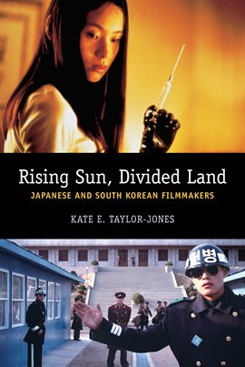 Cover image for Rising Sun, Divided Land