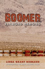 Boomer: railroad memoirs cover image