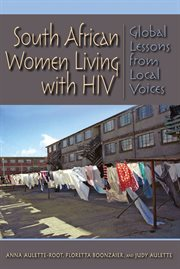 South African women living with HIV global lessons from local voices cover image