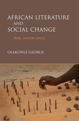 Cover image for African Literature and Social Change