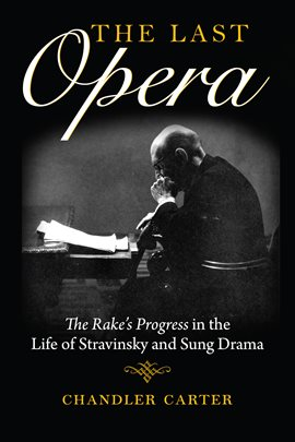 Cover image for The Last Opera