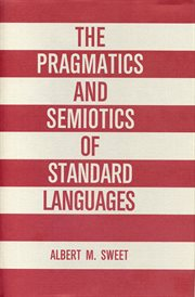 The pragmatics and semiotics of standard languages cover image