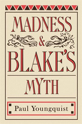 Cover image for Madness and Blake's Myth