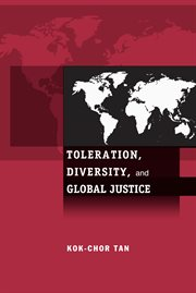 Toleration, diversity, and global justice cover image