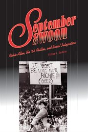 September swoon: Richie Allen, the '64 Phillies, and racial integration cover image