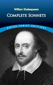 Complete sonnets cover image