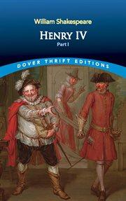 Henry IV, part I cover image