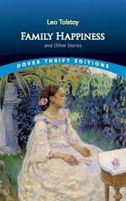 Family happiness and other stories cover image
