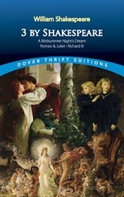 3 by Shakespeare cover image