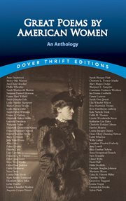 Great poems by American women: an anthology cover image