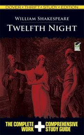 Twelfth night, or, What you will cover image