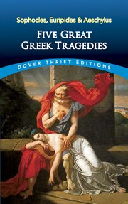 Five great Greek tragedies cover image