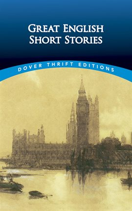 Cover image for Great English Short Stories