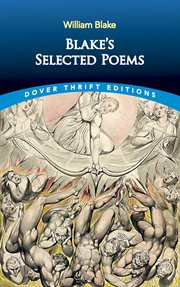 Blake's selected poems cover image