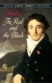 The red and the black: a chronicle of 1830 cover image