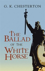 The ballad of the white horse cover image