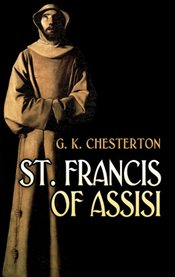 St. Francis of Assisi cover image