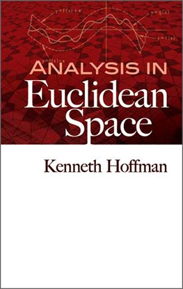 Analysis in Euclidean Space — Kalamazoo Public Library