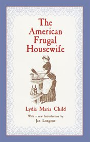 American Frugal Housewife cover image