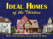 Ideal Homes of the Thirties cover image