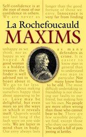 La Rochefoucauld Maxims