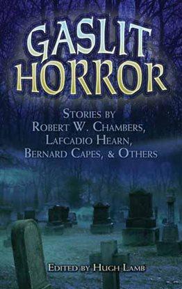 Cover image for Gaslit Horror