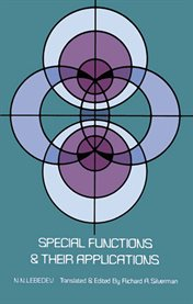 Special Functions and Their Applications