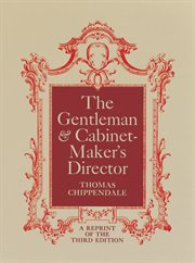 The gentleman & cabinet-maker's director cover image