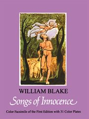 Songs of innocence cover image