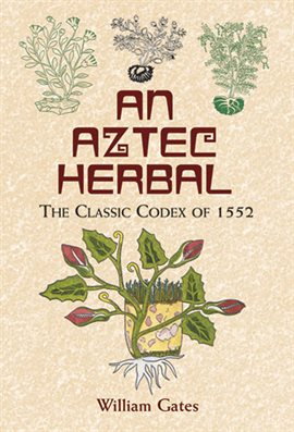 Cover image for An Aztec Herbal