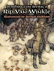 Washington Irving's Rip Van Winkle cover image