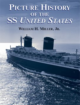 Cover image for Picture History of the SS United States