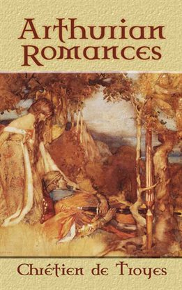 Cover image for Arthurian Romances