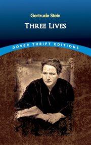 Three lives ;: and, Q.E.D. : authoritative texts, contexts, criticism cover image
