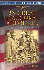 28 great inaugural addresses cover image