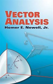 Vector analysis cover image