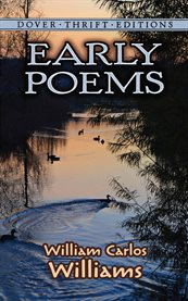 Early poems cover image