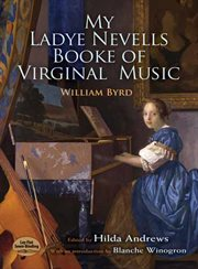My Ladye Nevells booke of virginal music cover image